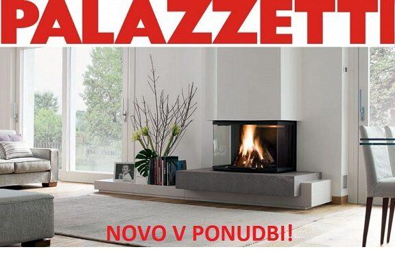 V naši ponudbi boste našli izdelke priznanega proizvajalca Palazzetti.
