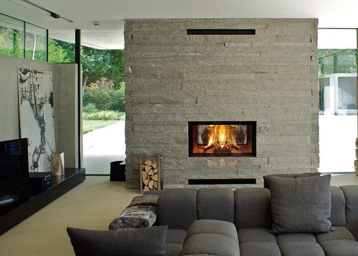 Toplozračni kamini – optimalen način ogrevanja