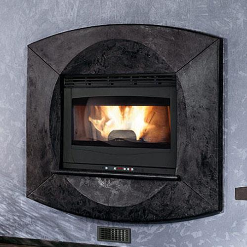 Kaminski vložkek na pelete - Comfort Plus